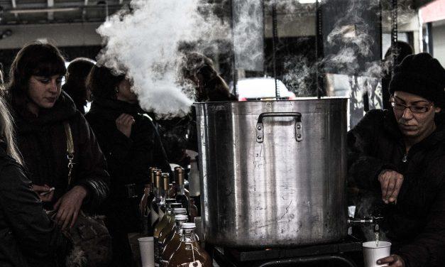 Der Kohl am Times Square in New York, worum uns die Umweltaktivisten in Amerika beneiden und der größte Kochbuchladen der Ostküste