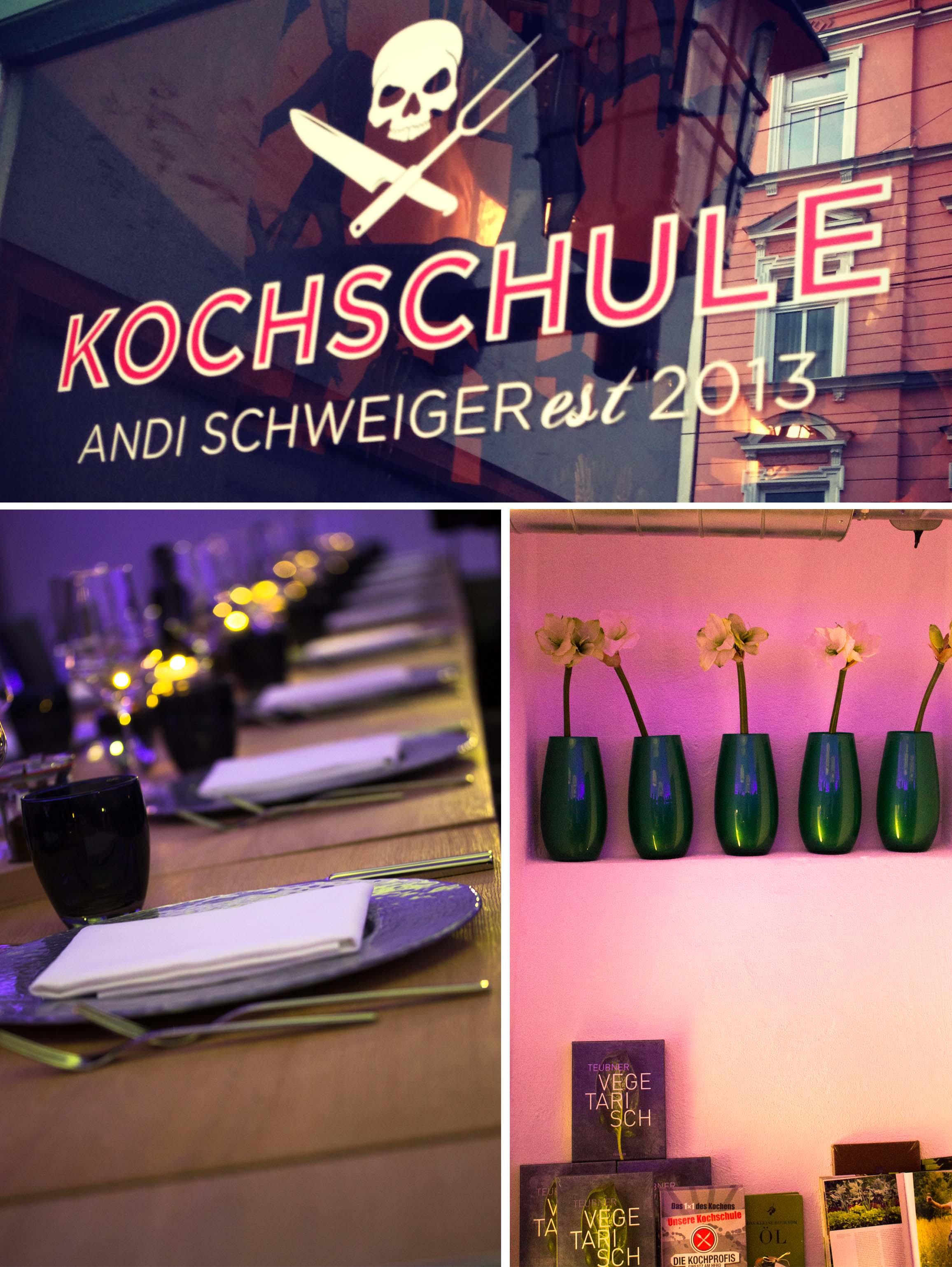 Andi Schweiger Kochschule München