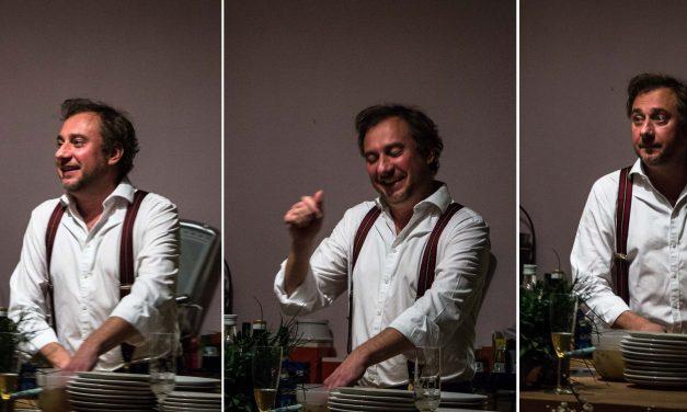 """Ein Abend mit """"Deutschland vegetarisch"""", Geschmackserinnerungen von ganz weit her und die Frage ob man Kondensmilch auch selber machen kann"""