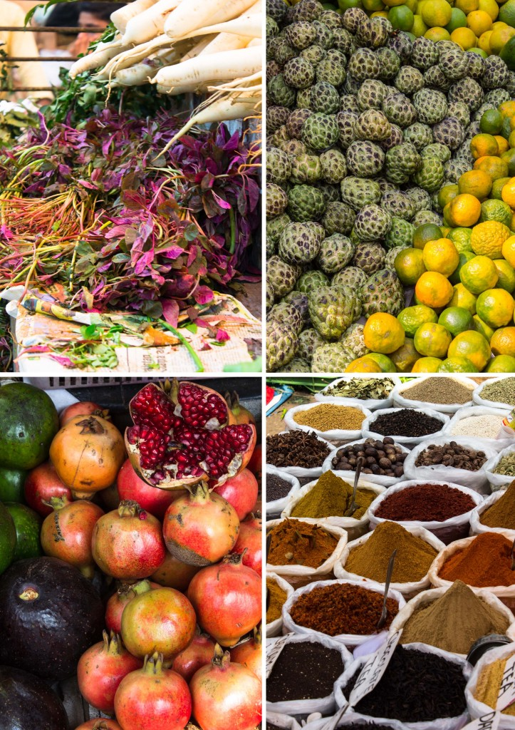 Fruits and Herbs of India