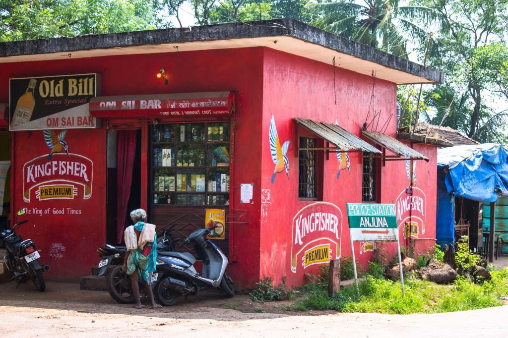 Goa Bar King Fisher