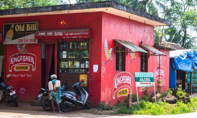 Indien, oder die Ruhe finden im Meer der Farben, Menschen und Rindviecher – ein Reisebericht aus Goa