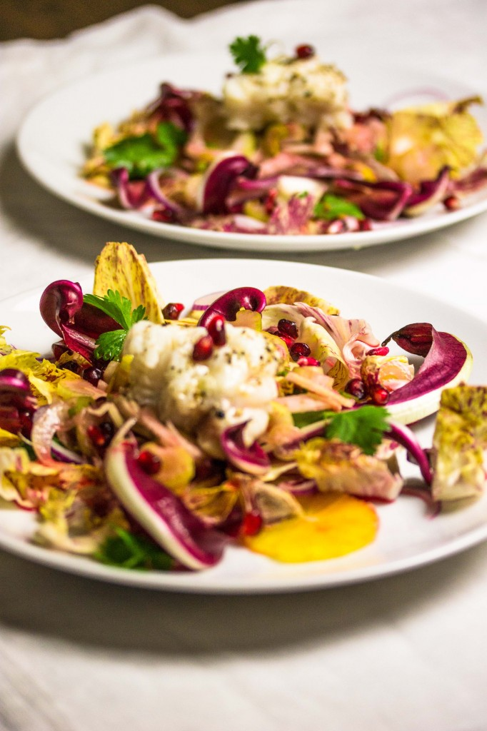 Pomgranate_Fish_Orange_Salad