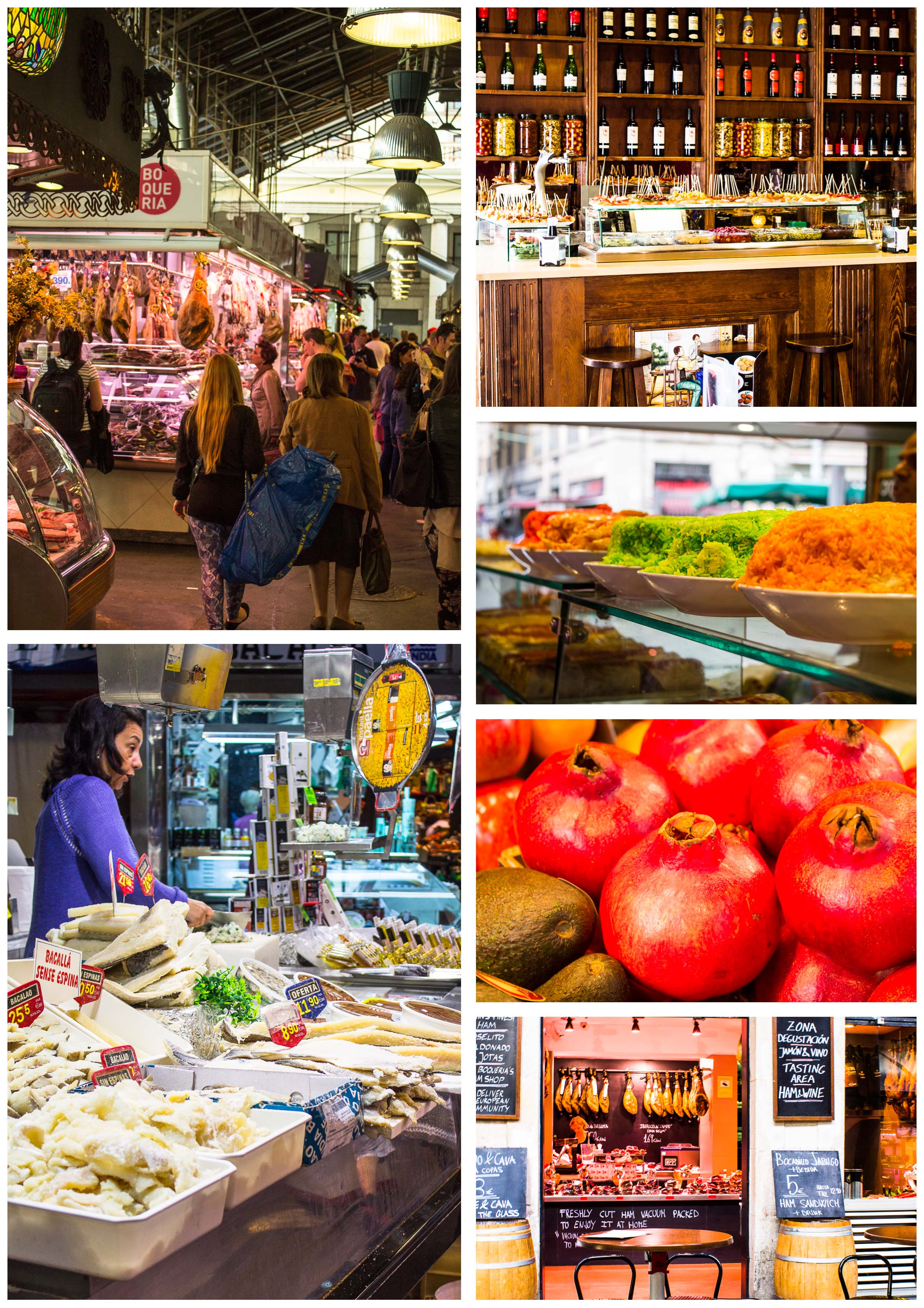 Barcelona Mi Corazón Meine Ganz Persönlichen Hightlights Dinner