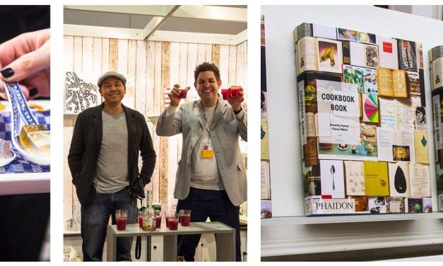 Frankfurter Buchmesse 2014 – eine Nachlese übers Feiern, Kochen, den Wodka und neue Kochbücher