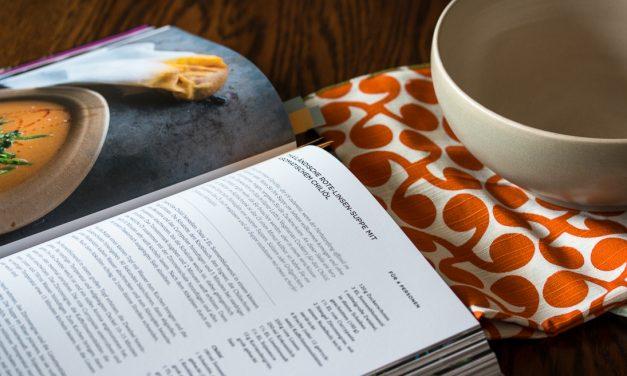Das neue Kochbuch von Yotam Ottolenghi und eine hinreißende Linsensuppe