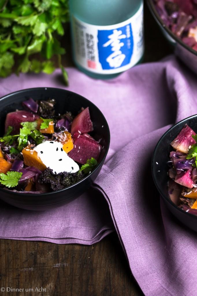 wild Cabbage Curry-1-2