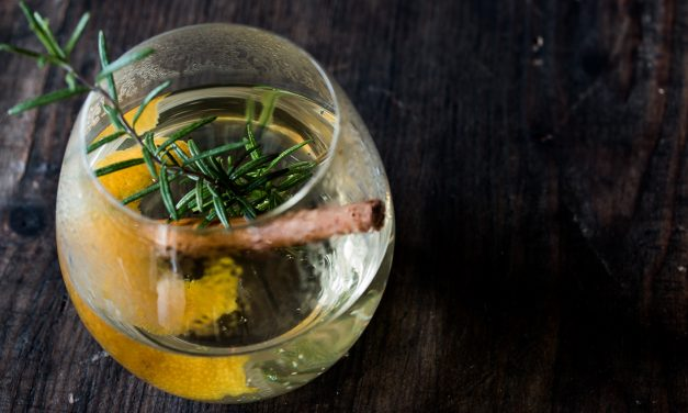 """""""Hot Rosemary Dimple"""" gegen Kälte und Winterblues <br/> und zwei Flaschen Whisky für Euch zu gewinnen!"""