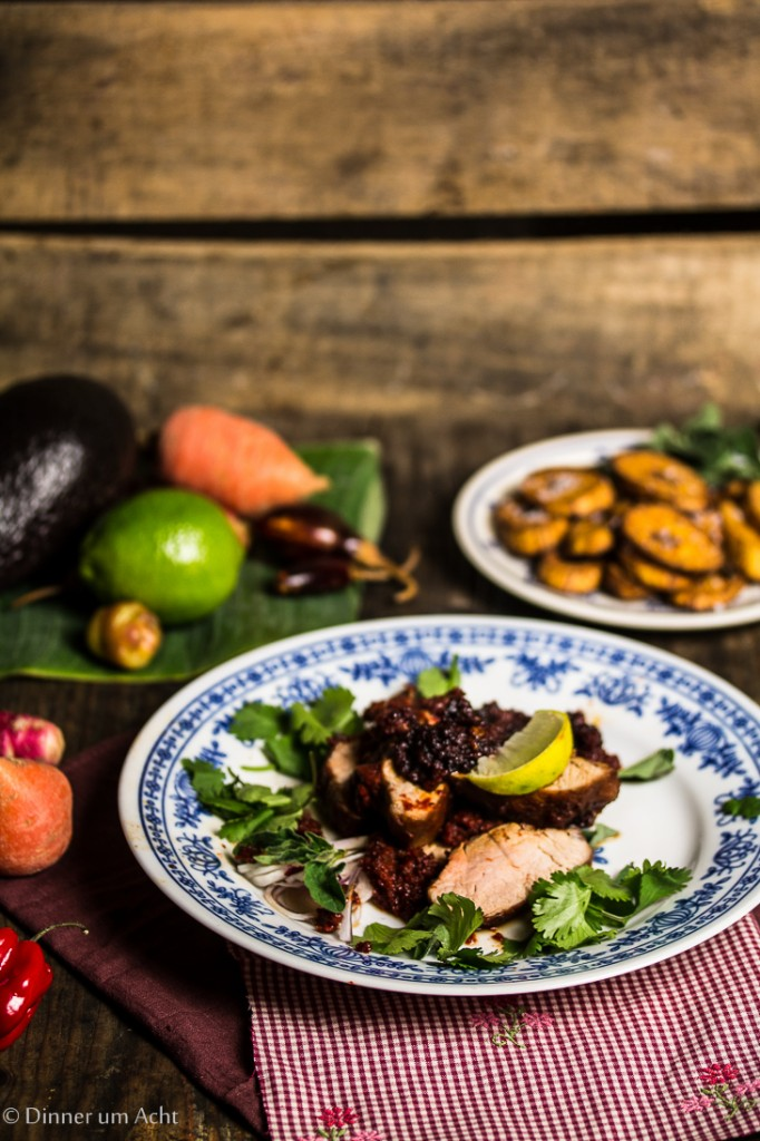 Mexican Pork with Plantain-1-3