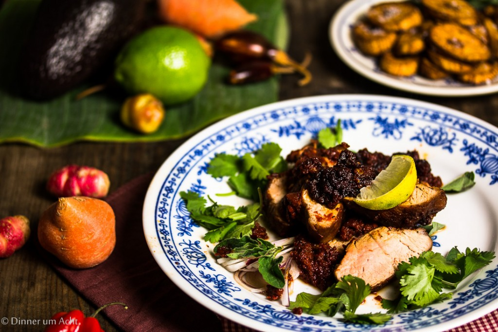 Mexican Pork with Plantain-1-6