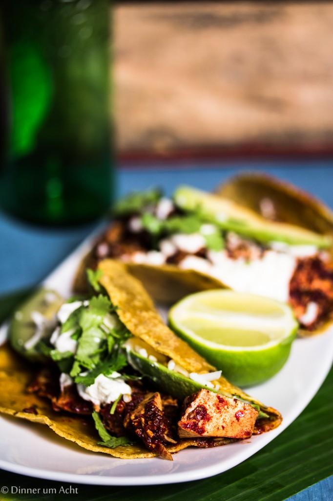 Tortillas mit Salsa-1-2