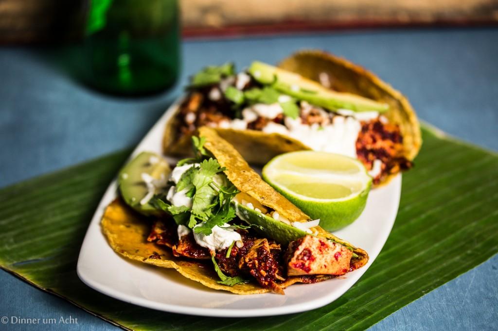 Tortillas mit Salsa-1-5