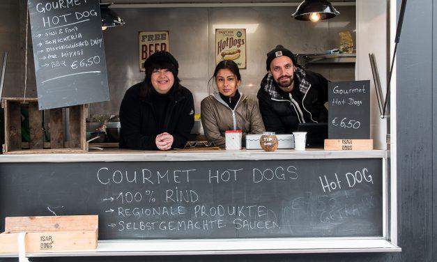 """Nicht irgendein Hot Dog – <br/>oder die Frage """"wie ist das eigentlich so in einem Food Truck""""?"""