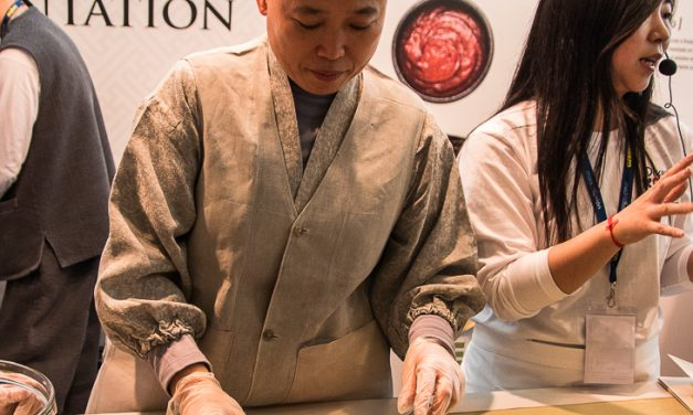Nach Madrid um den Kimchi-Horizont zu erweitern – <br/>Lektionen einer buddhistischen Nonne über das Fermentieren