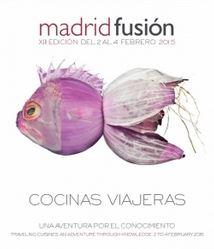 Madrid Fusion – über Kochkunst aus allen Ecken der Welt, noch mehr Wein und Sake und über eine Forelle in Goldstaub