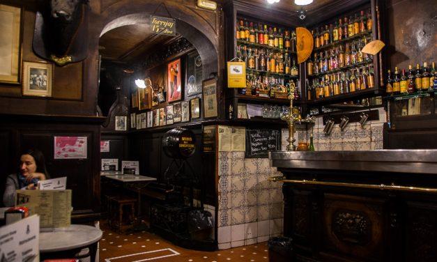 Madrid – wo das Essen sehr glücklich macht <br/> …und weitere wunschlose Momente