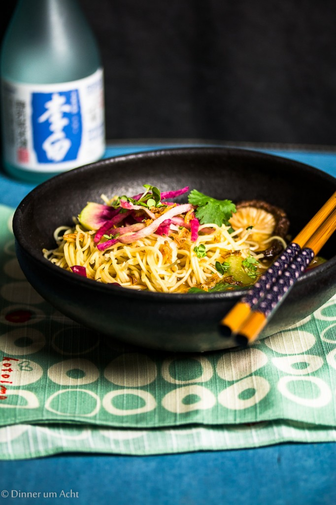 noodles and radish-1-2