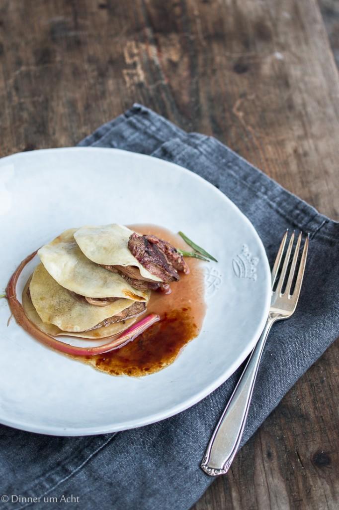Rhubarb Lasagne-1-2