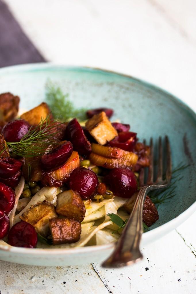 Rhubarb Salad-1-4