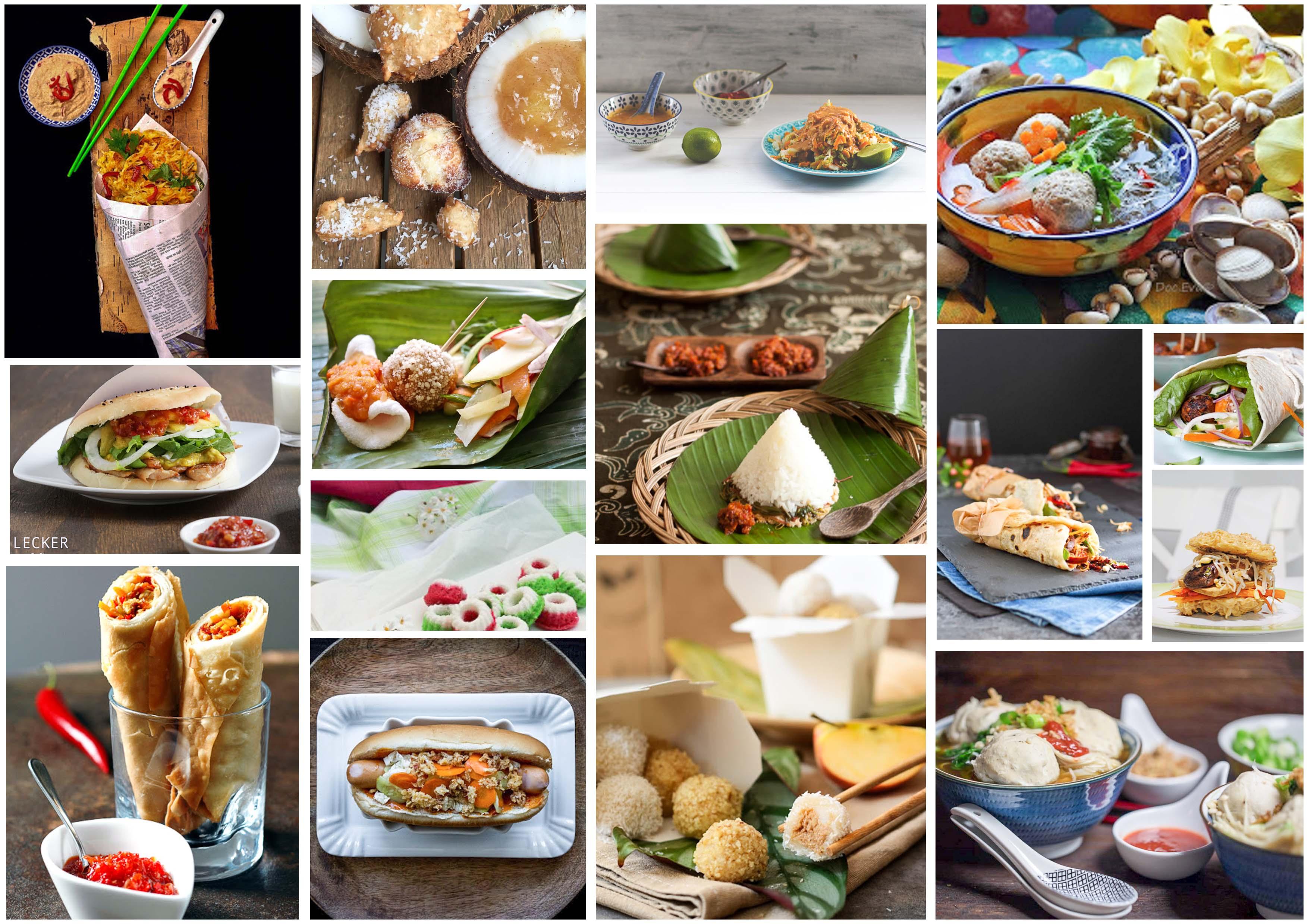 Streetfood & Sambal – die Zusammenfassung - Dinner um Acht