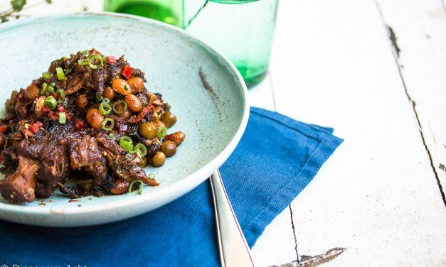 Oxtail Stew aus Jamaika