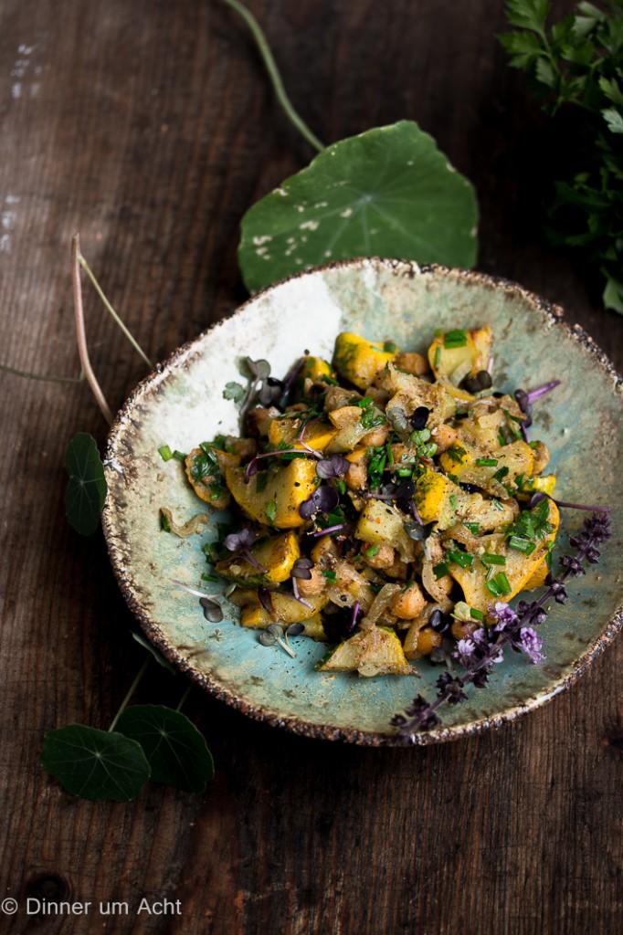 chickpea Pumkin curry-1-2