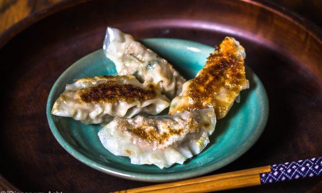 Zum anschmachten, nachkochen und natürlich essen – Gyoza!