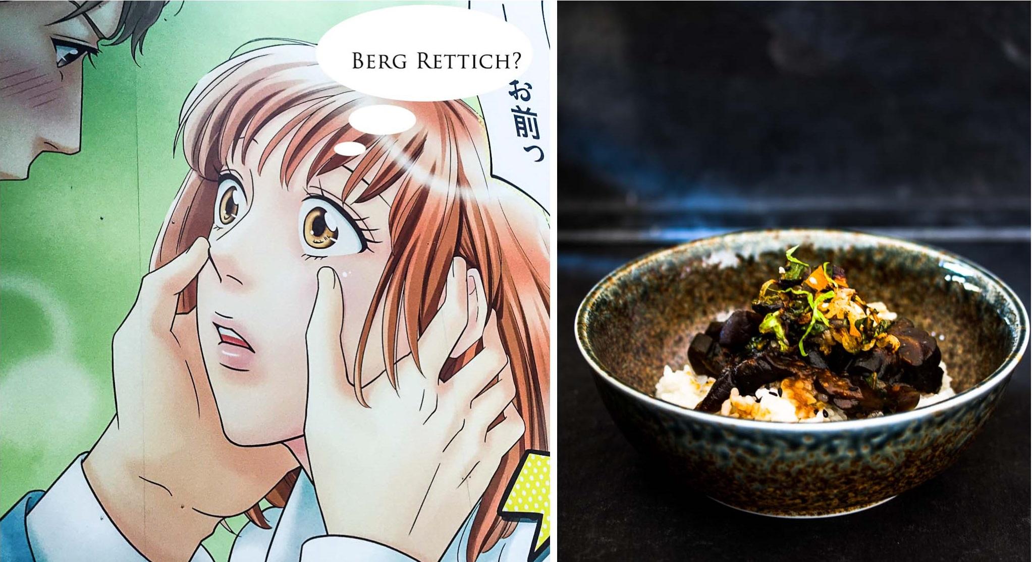 [The Tokio Food Files #3] sag einfach, es sei Berg Rettich….