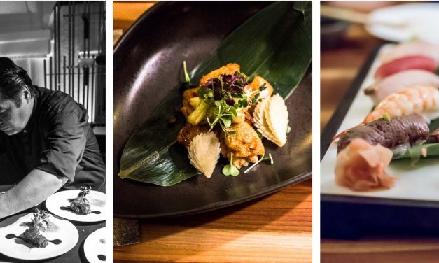 Gehoben japanisch – Kaiseki Dinner im MIZU am Tegernsee