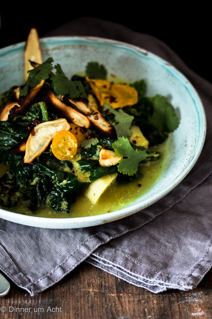 schwarzwurzel curry-1-4