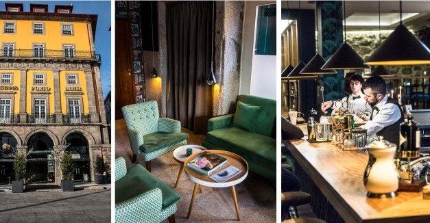 Porto im Januar – Tage im Pestana Vintage Hotel, wo alte Mauern auf kontemporären Style treffen