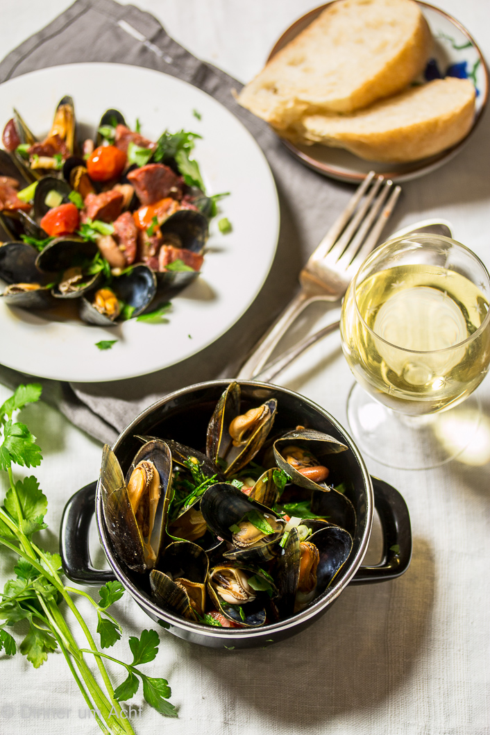 mussels with chorizo-1-3