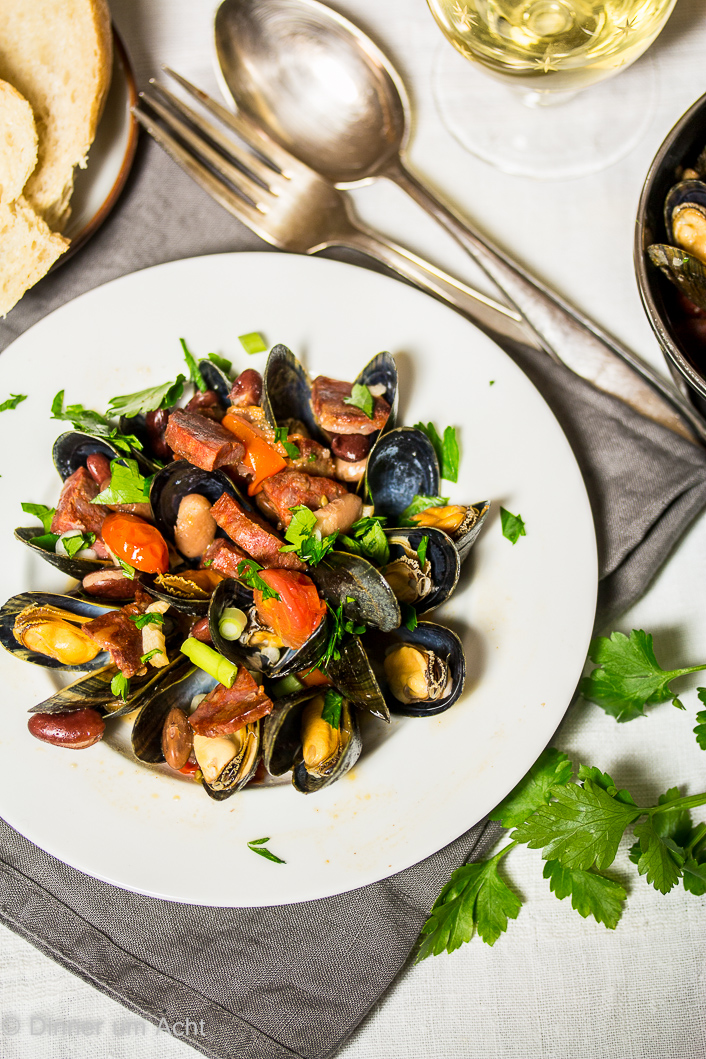 mussels with chorizo-1-4