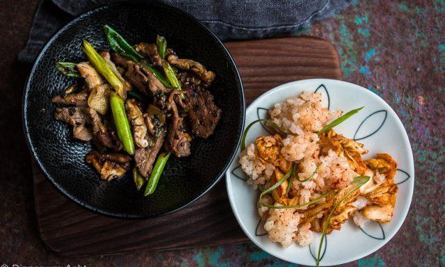 Auf den Spuren der koreanischen Küche – Bulgogi