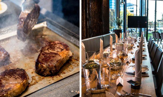 Hinterm Kobe Horizont geht's weiter…  <br/> oder was man an einem Abend mit den besten Steaks der Welt erleben kann