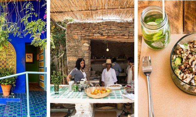 [Marhaba Marrakesch #1] Lieblingsplätze, Veggie-Glück und der Garten von Yves Saint Laurent