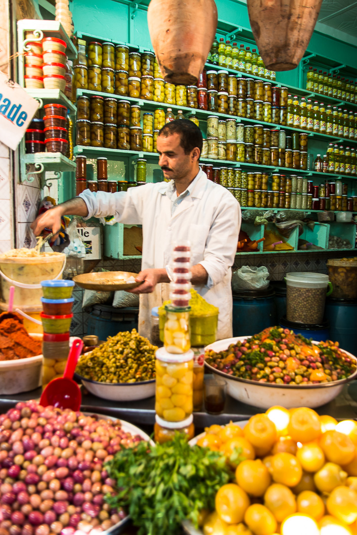 Marrakech Making Couscous-1-2