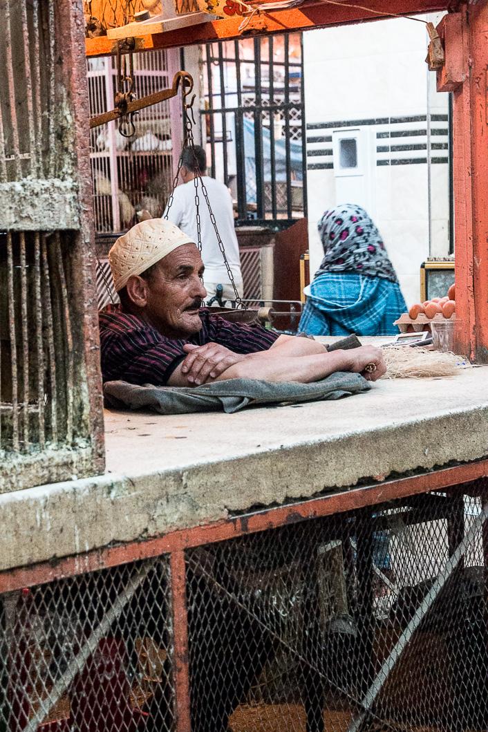 Marrakech Making Couscous-1