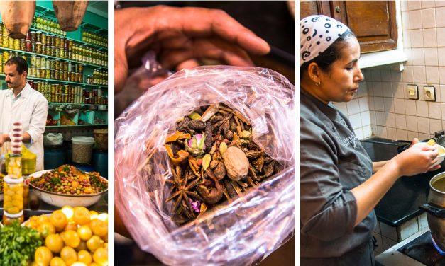 [Marhaba Marrakesch #4] Wie Couscous wirklich geht und meine ganz eigene Gewürz Mischung