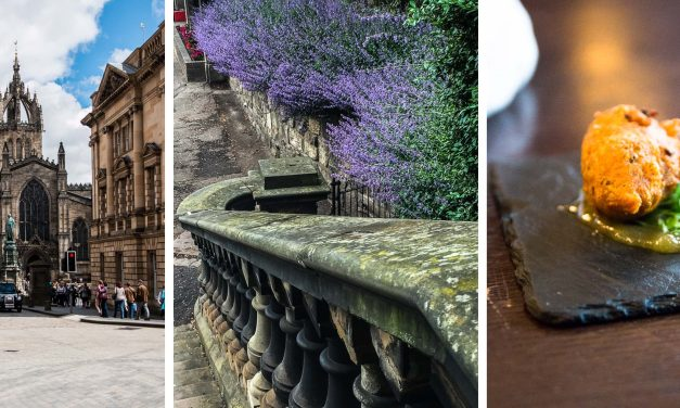24 Stunden in Edinburgh – stilvoll residieren im Nira Caledonia, der beste Käse Schottlands und Fish'n Chips auf alten Henkersplätzen