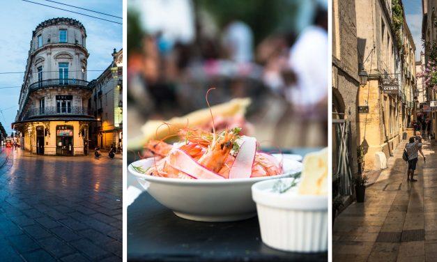 [La Route: Vom Mittelmeer an den Atlantik #1] Montpellier – von bezaubernden alten Gassen, Lavendel Macarons und junger Küche