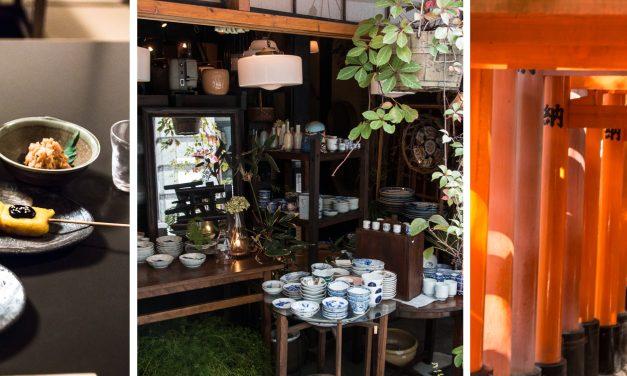 [Kyoto] Meine neue Liebe Okara, das beste Yakitori und ein Kastanienkuchen zum Träumen