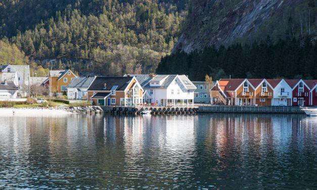 Das Licht des Nordens, lange Schatten, Fjorde <br/>und ein paar kulinarische Entdeckungen in Bergen