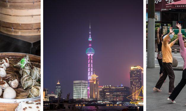 """[Shanghai Streetlife #1] wo Taxifahrer Schnulzen singen, essen auf der """"Frühstücksstraße"""" und eine spontane Tee Verkostung in der Tea City"""