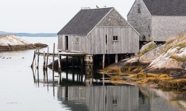 Nova Scotia – ans Meer, dort wo es einsam ist und wo es frischen Lobster gibt…