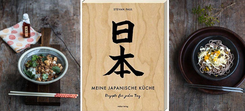 """Meine japanische Küche"""" - Herrn Paulsens Japanischstunde - Dinner um ..."""