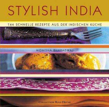 """Jeden Tag ein Buch: """"Stylish India"""""""
