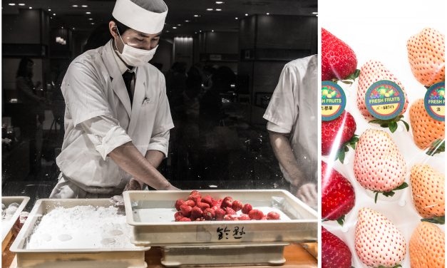 [The Tokio Food Files #6] Culinary Heaven – die Feinkostabteilung des Luxuskaufhauses Isetan