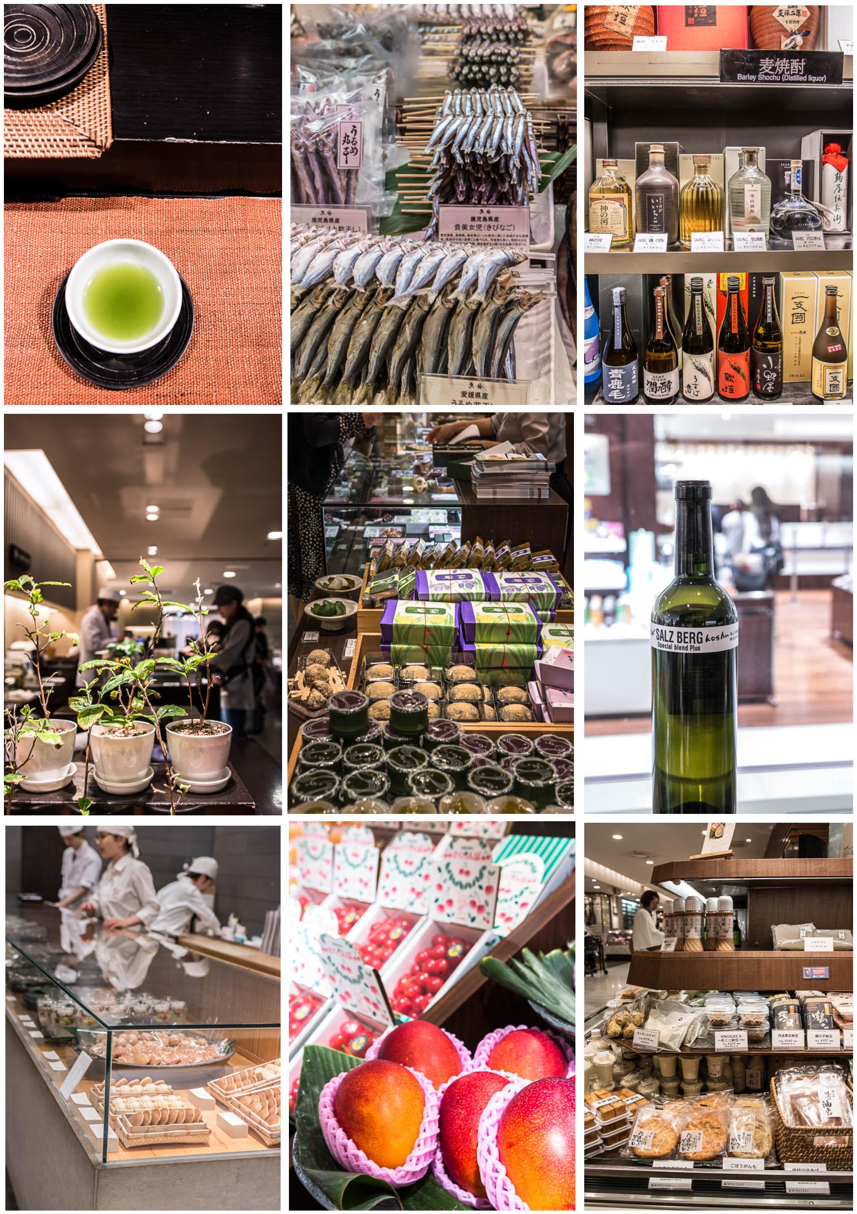 [The Tokio Food Files #6] Culinary Heaven – die Feinkostabteilung des Luxuskaufhauses Isetan