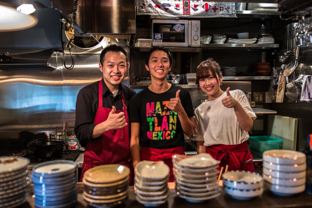 [The Tokio Food Files #5] – flüster mir doch einfach Izakaya ins Ohr